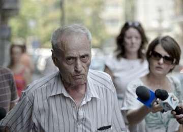 Torționarul Alexandru Vişinescu, condamnat la 20 de ani de închisoare