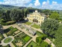 TOSCANA: Vila Giocondei a fost scoasă la vânzare