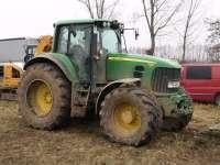 Tractor căutat în Italia, descoperit la Petea