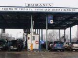 Traficul auto este blocat în PTF Sighetu Marmației