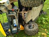 TRAGEDIE BORȘA – Fratele fostului primar, a murit după ce s-a răsturnat cu ATV-ul