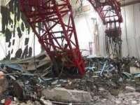 TRAGEDIE la Moscheea Sfântă de la Mecca - Peste 100 de morţi, după ce o macara s-a prăbușit