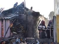 TRAGEDIE: Persoană găsită carbonizată într-o locuință din Săpânţa
