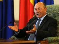 """Traian Băsescu: """"STS nu avea nici atribuţii, nici aparatură să localizeze epava"""""""