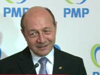 """Traian Băsescu: """"Sunt cetățean al Republicii Moldova și voi vota Maia Sandu"""""""