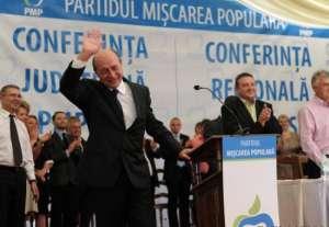 Traian Băsescu vrea să candideze pentru funcția de Primar al Capitalei