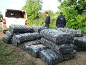 TRASEUL ŢIGĂRILOR DE CONTRABANDĂ - Vezi ce se întâmplă cu marfa de contrabandă confiscată în Maramureş