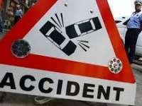 Trei accidente de circulaţie au avut loc ieri în Maramureş