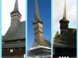 Trei biserici greco-catolice din Maramureș înscrise în Circuitul Bisericilor de lemn din Transilvania de Nord