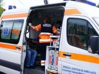 Trei persoane rănite în două accidente petrecute ieri în Maramureș