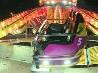 Trei tinere au fost aruncate dintr-un carusel la Mediaș din cauza unei defecțiuni tehnice