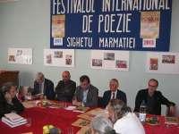 Trei zile dedicate poeziei la Sighetu Marmaţiei