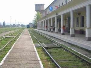 Tren deraiat pe ruta Sighetu Marmației – Telciu – Salva