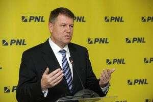Tribunalul Bucureşti: Klaus Iohannis , ales ilegal în fruntea PNL