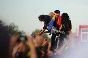 Trupa Scorpions revine în decembrie la București