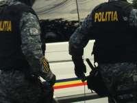 Tulburarea ordinii publice şi distrugere în parcarea unui supermarket din Baia Mare