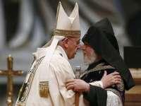 """Turcia și-a rechemat ambasadorul de la Vatican după afirmațiile papei despre """"genocidul armean"""""""