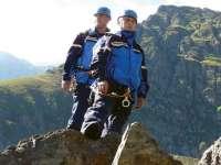 Turiştii rătăciţi în Munţii Maramureşului au fost găsiţi după opt ore de căutări