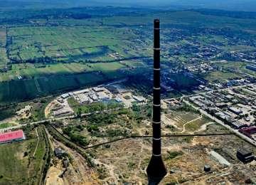 Turnul Combinatului va fi donat municipalitatii baimarene