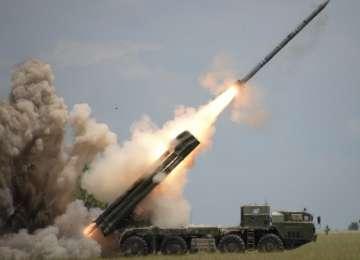 Ucraina a testat cu succes o rachetă de fabricație proprie