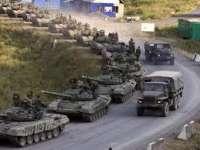 Ucraina: Şaizeci de tancuri rusești au ajuns lângă Mariupol