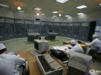 Ucraina neagă scurgerile radioactive la centrala nucleară de la Zaporojie