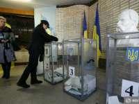 Ucraina: Victorie zdrobitoare a partidelor proeuropene în alegeri