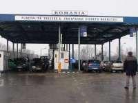 Ucraina vrea echipe mixte de control la punctele vamale cu statele UE