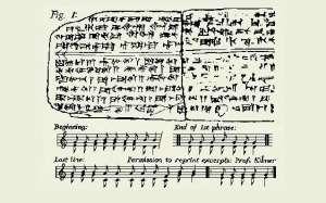 Uite cum sună cea mai veche piesă muzicală din lume, compusă în urmă cu 3.400 de ani