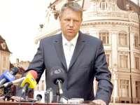 ULTIMA ORĂ: Klaus Iohannis și-a anunțat demisia din fruntea PNL