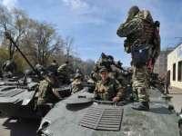 ULTIMA ORĂ: Lupte între armata ucraineană și o coloană de blindate care a trecut frontiera dinspre Rusia