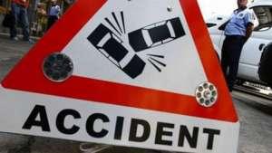 Ultima oră - Maşină de poliţie răsturnată între Ocna Şugatag şi Budeşti