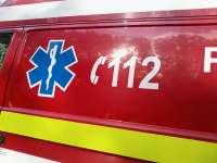 ULTIMA ORĂ: O maşină a căzut peste un bărbat în Sighetu Marmaţiei