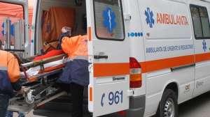 ULTIMA ORĂ: O maşină s-a răsturnat pe Hera, două persoane fiind rănite
