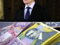 ULTIMA ORĂ - Salariul minim va creşte la 1.250 de lei, de la 1 mai 2016