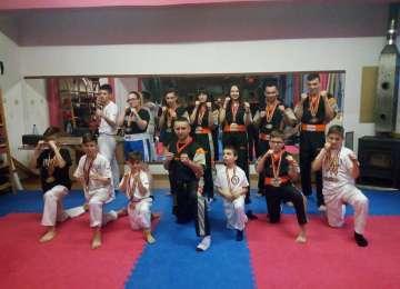Ultimate Kickboxing Sighet, rezultate de excepție la Campionatul Național FRFK