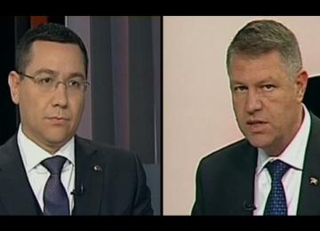 ULTIMELE SONDAJE îl creditează pe Victor Ponta ca fiind favorit pentru câştigarea alegerilor de duminică