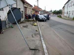 Un agent de politie din Baia Sprie si-a pus viata in pericol pentru a prinde un contrabandist