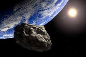 Un asteroid de peste 600 metri lungime trece miercuri în apropiere de Pământ