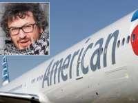 Un avion a întrerupt decolarea după ce o pasageră a confundat un celebru cercetător cu un...terorist