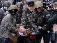 Un avion militar este pregătit să aducă în România 12 răniţi în conflictele din Ucraina