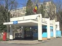 Un bărbat a decedat în parcarea Spitalului TBC Baia Mare