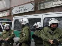 Un bărbat a luat mai mulți ostatici în apropiere de Leipzig