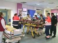 Un bărbat a suferit arsuri grave în urma unei explozii, în Baia Mare