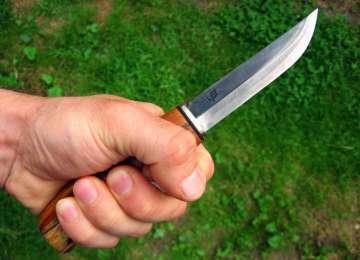 Un bărbat din Cavnic a ameninţat cu cuţitul mai mulţi copii aflaţi într-un parc