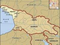 Un bărbat s-a aruncat în aer în incinta televiziunii publice din Abhazia, Georgia