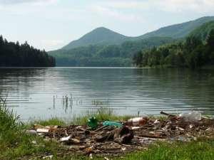 Un bărbat s-a înecat în Barajul Firiza