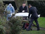 Un bărbat și-a dat foc în apropierea palatului din Londra al prințului William