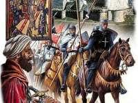 Un cavaler occidental şi-un sarazin