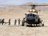 Un elicopter al unei companii aeriene din Republica Moldova, capturat de talibani în Afganistan. Trei persoane au murit